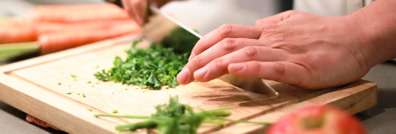Vegan meal preparation